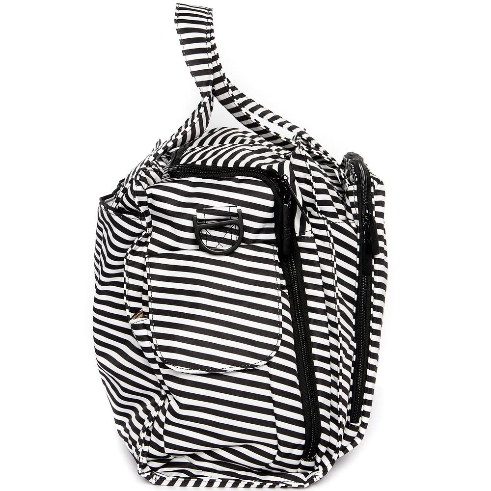 #Дорожная сумка Ju-Ju-Be Be Prepared Onyx Black Magic