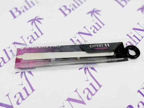 Staleks Лазерная пилка для ногтей EXPERT 11, 155 мм прямая с ручкой,