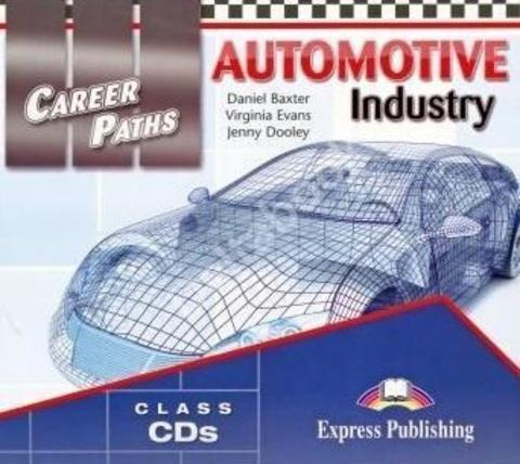 Automotive Industry (Esp). Audio Cds (Set Of 2). Аудио CD для работы в классе