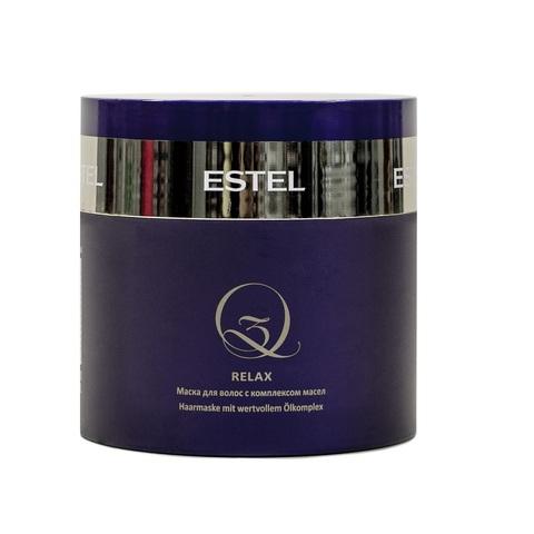 Маска для волос с комплексом масел Q3 RELAX Estel, 300 ml
