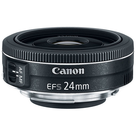 Canon EF-S 24mm f/2.8 STM (MALAYSIA)