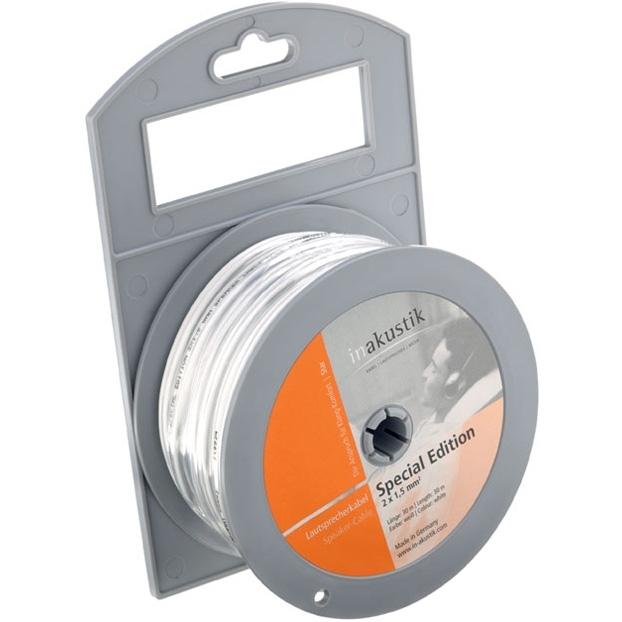 Inakustik Star LS cable, 2 x 2.5 mm2, 150 m, 0030226