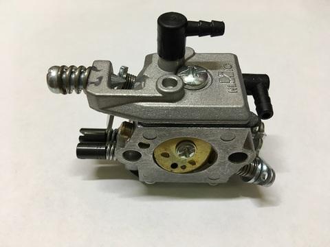 Карбюратор для бензопилы с объемом двигателя 45-52cc ( три отвода )