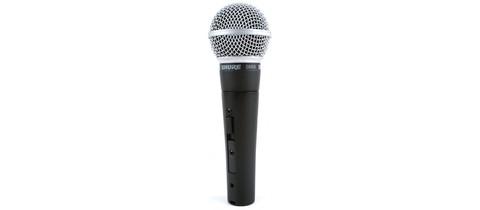 SHURE SM58SE динамический микрофон