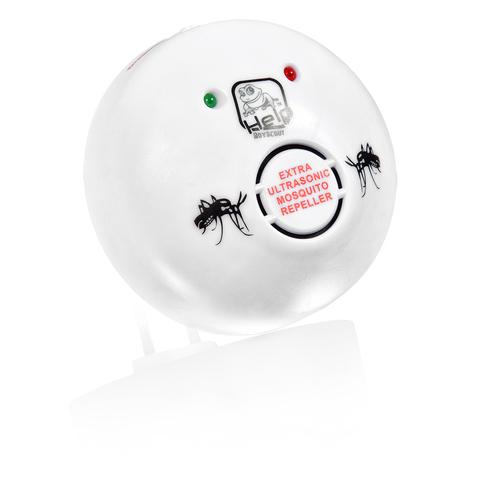 Отпугиватель комаров и слепней ультразвуковой 220 В