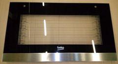 Внешнее стекло дверки духовки Beko 210450261