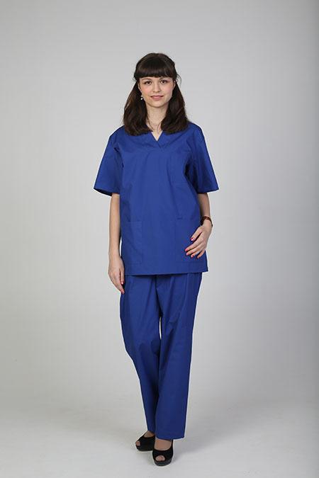 Выкройка женского костюма хирурга