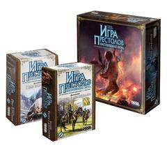 Набор Дополнения для настольной Игры престолов