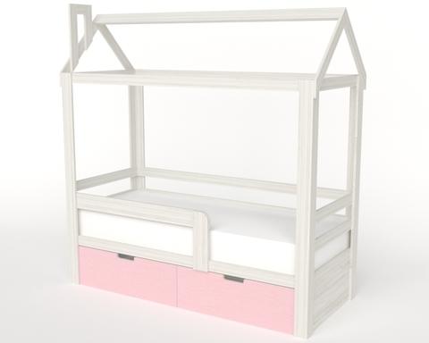 Кровать-домик ИТАКО правая