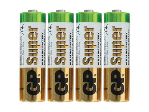 Батарейки GP (Джи-Пи) Alkaline AA