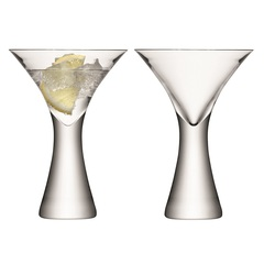 Набор из 2 бокалов для коктейлей Moya, 300 мл, фото 1