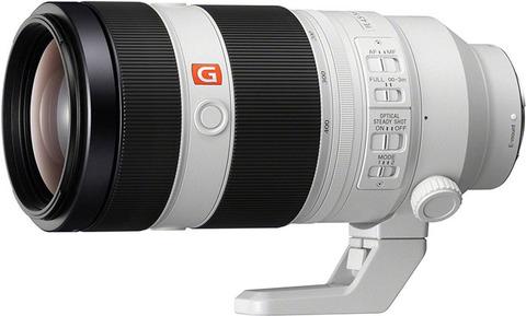 Объектив Sony SEL-100400GM купить в Sony Centre Воронеж