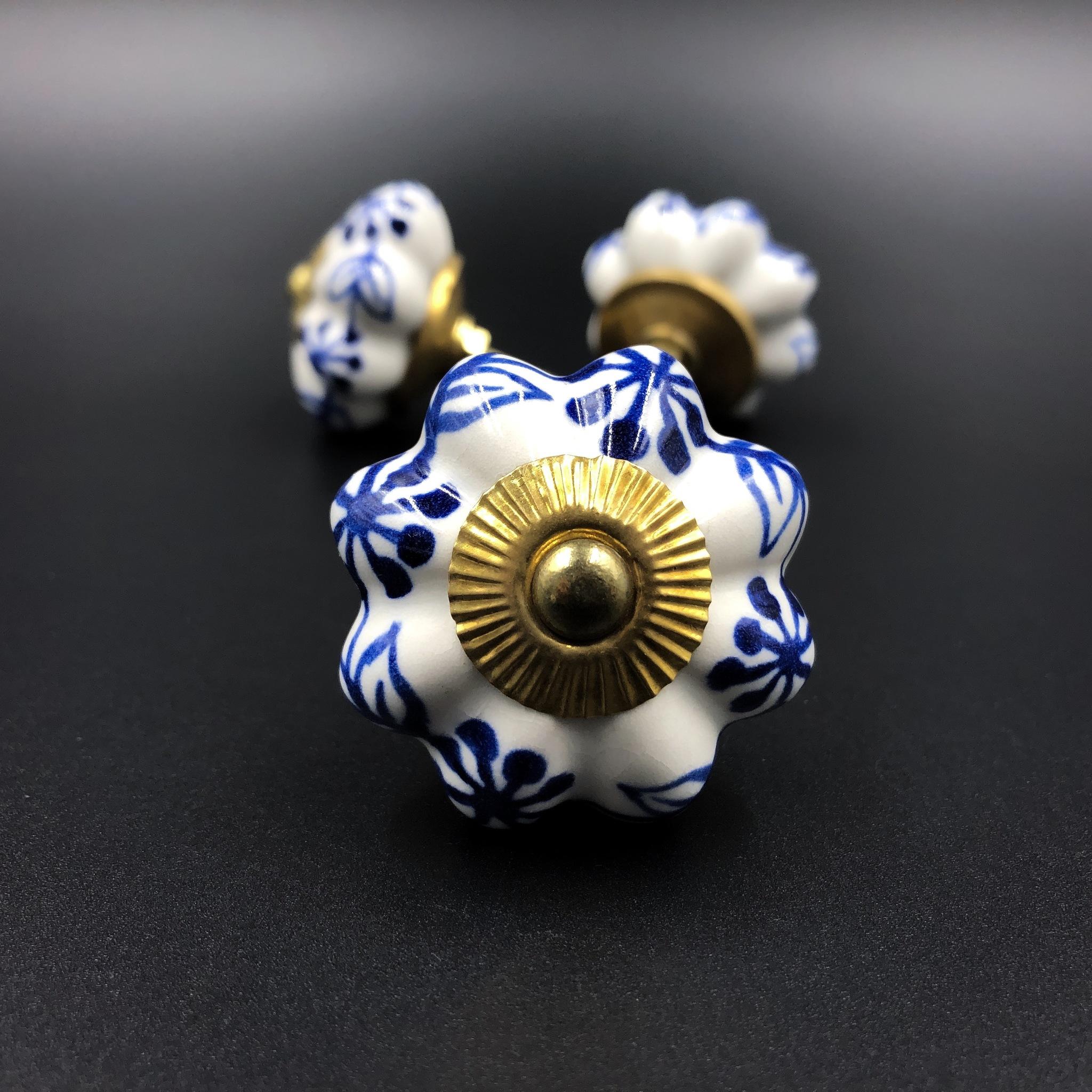 Цветные Ручка кнопка AW2 Vintage IMG_2634.JPG