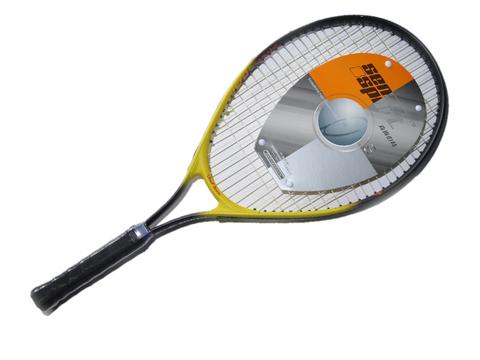 Ракетка теннисная SEN SPORT в чехле. Длина 63 см. Состав: алюминий, резина, пвх, ткань, дерево.  SE456