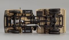 GAZ-93A Tipper beige DIP 1:43