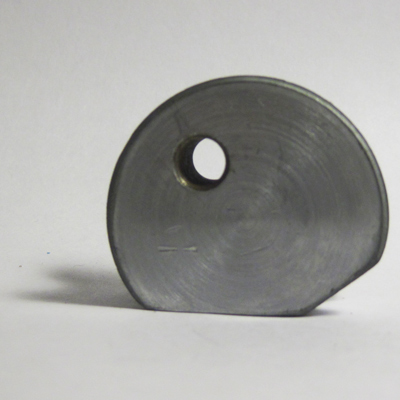 Сменная бобышка для Petzl Stop стальная