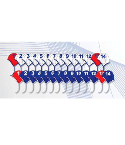 Шапочка ватерпольная Diapolo Basic без дизайна 28 шт ПОД ЗАКАЗ