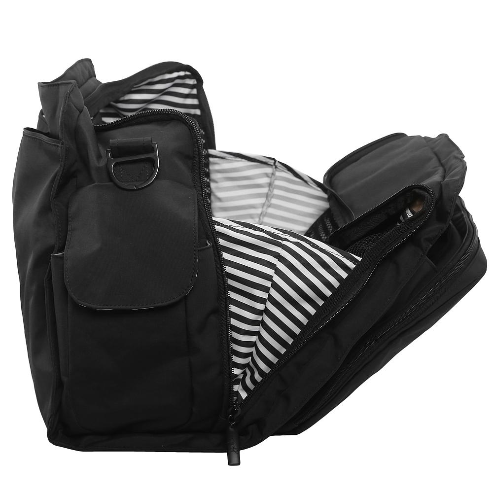 #Дорожная сумка Ju-Ju-Be Be Prepared Onyx Black Out