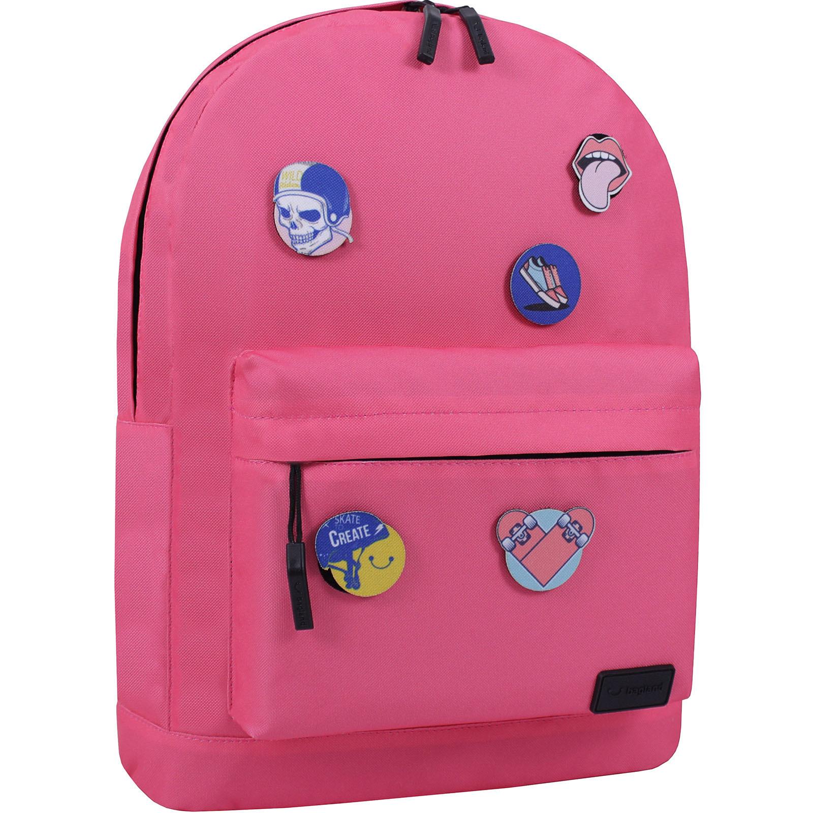 Молодежные рюкзаки Рюкзак Bagland Молодежный W/R 17 л. Розовый (00533664 Ш) IMG_1408.JPG