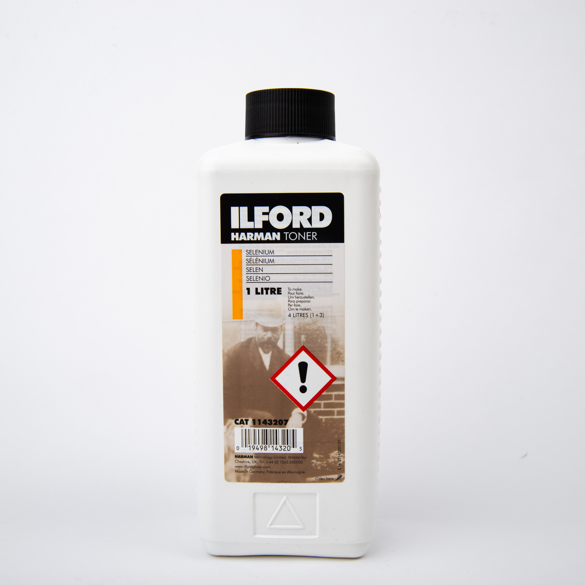 Селеновый тонер Ilford SELENIUM (1 литр)
