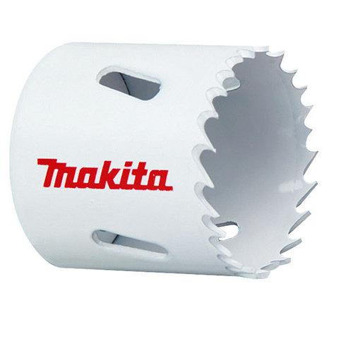 Биметаллическая полая коронка Makita 16x40 мм