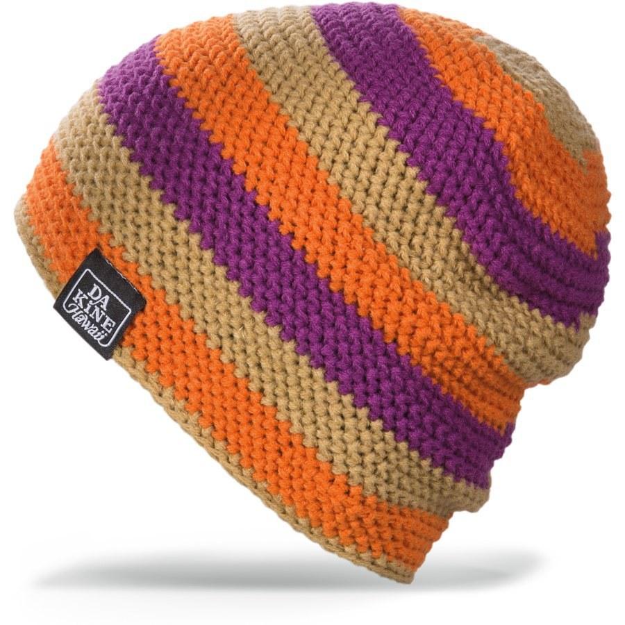 Длинные шапки Шапка-бини вязаная Dakine Waldo Gpr Grape / Rust 63.jpg