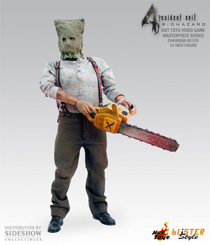 Biohazard Resident Evil 4 - Chainsaw Killer