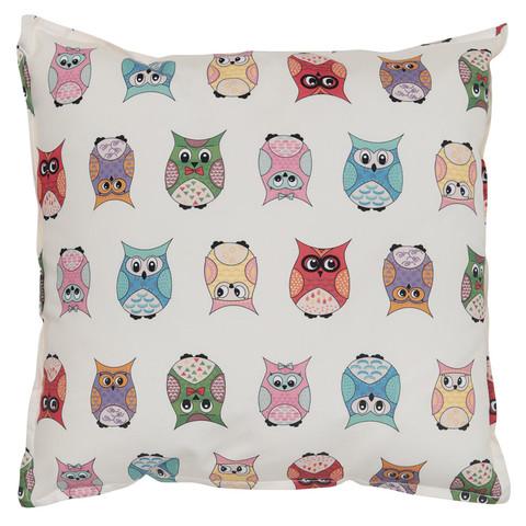 Подушка Owl веселые совы