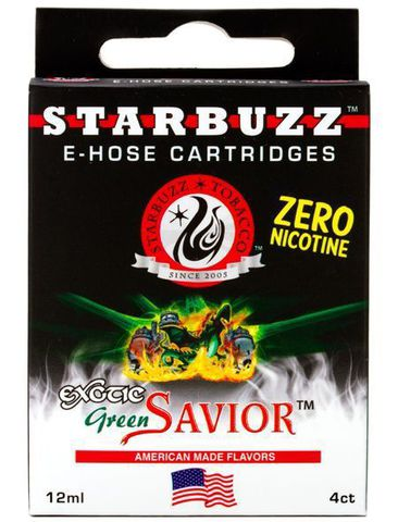 Картриджи Starbuzz - Green Savior