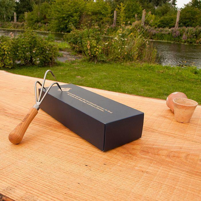 Подарочная коробка синяя Sneeboer