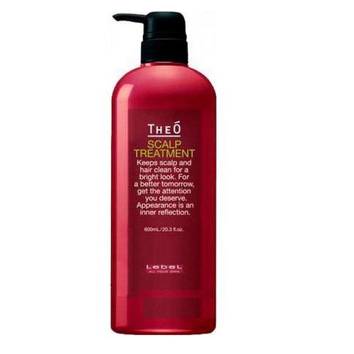 Lebel TheO Scalp Treatment - Крем-уход для кожи головы и волос