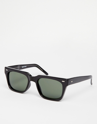Spitfire Wayfarer Style Sunglasses