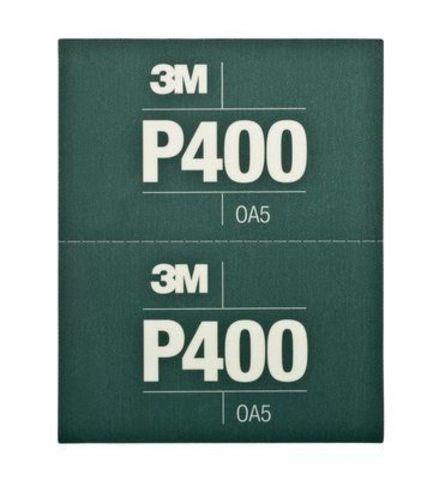 3М Лист абразивный гибкий Р400 34337