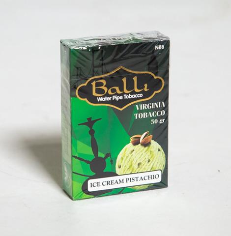 Табак Balli Ice Cream Pistachio 50 г