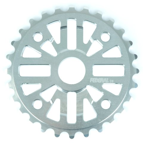 BMX Звезда Federal Command Sprocket 25T Silver