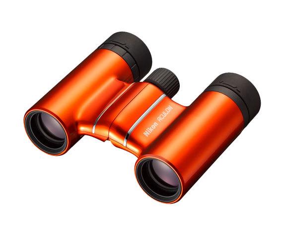 бинокль t01 8 21 оранжевый
