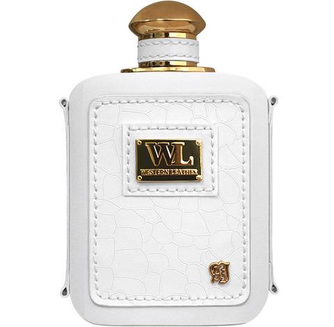 Alexandre.J Western Leather White Eau De Parfum