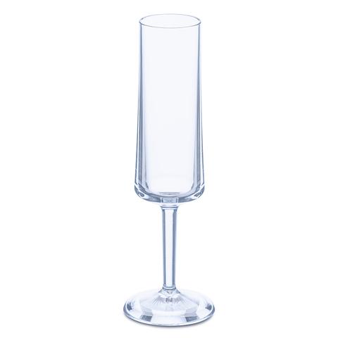 Бокал для шампанского Koziol Superglas CHEERS NO. 5, 100 мл, синий