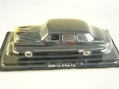 GAZ-12 ZIM black 1:43 DeAgostini Auto Legends USSR #3