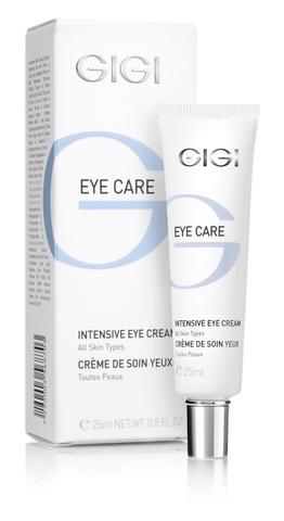 Gigi Intensive Eye Cream, Интенсивный крем для век и губ, 25 мл.