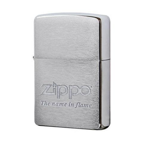Классическая зажигалка Zippo 200 Name in the flame