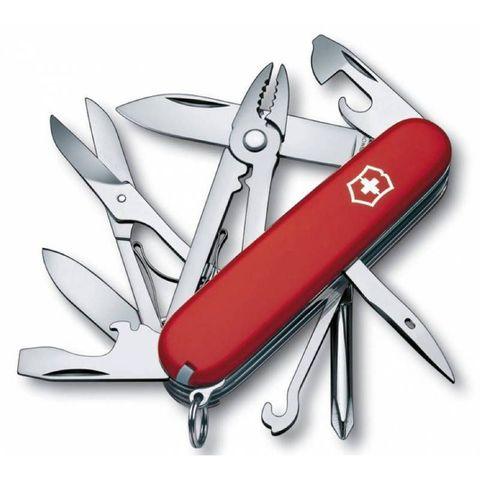 Нож перочинный Victorinox Deluxe Tinker (1.4723) 91мм 17функций красный