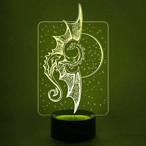 Ночник Дракон