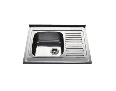 Кухонная мойка накладная из нержавеющей стали Kaiser KSS-8060 L и R