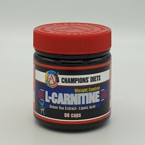 L-карнитин Weight Control, Академия-Т, 90 капс