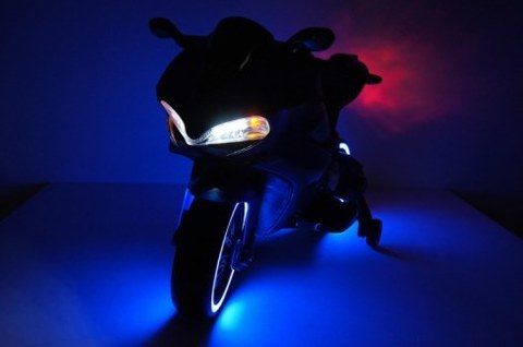 Электромотоцикл Rivertoys оранжевый А001АА