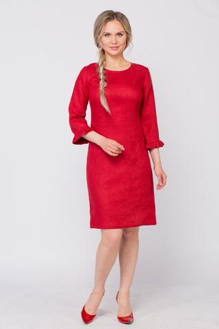 Платье льняное Свидание