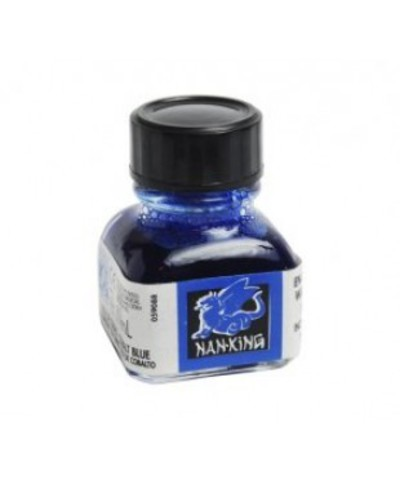 Тушь Lefranc&Bourgeois «Nan King» водоустойчивая кобальт 11 мл