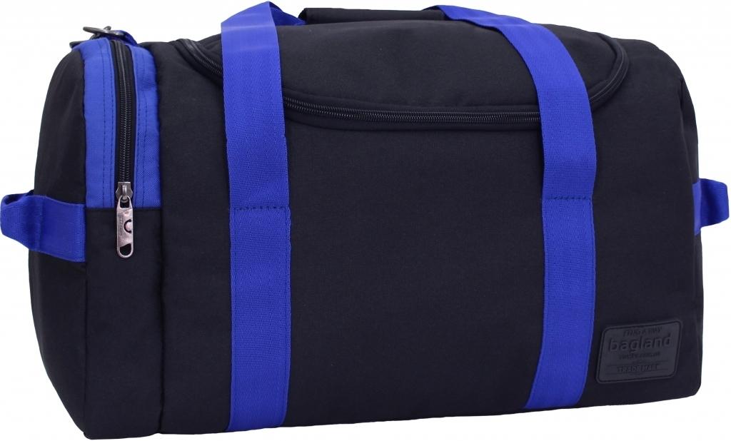 Спортивные сумки Сумка Bagland Muse 30 л. Чорный/электрик (0030966) e242660df1b69b74dcc7fde711f924ff.JPG