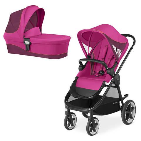 Детская коляска Cybex Balios M 2 в 1  Passion Pink
